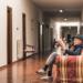 Il riposo nella Casa di Riposo